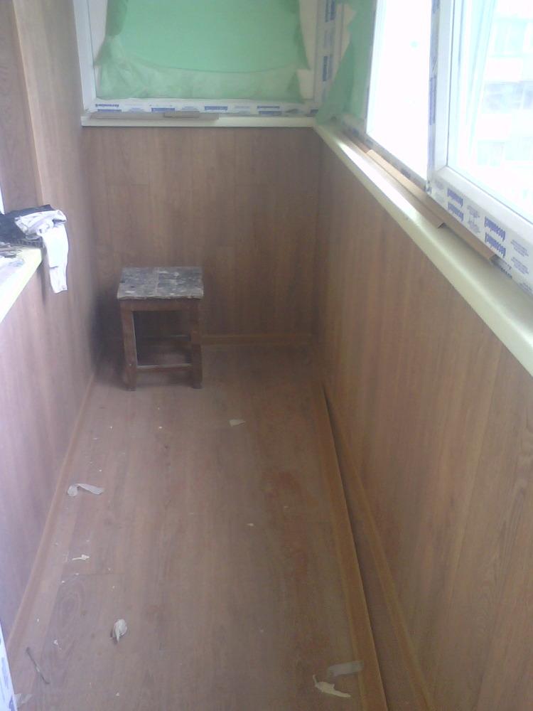 Отделка балконов лоджий - ремонт, строительство.